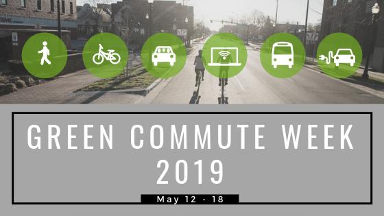 Green Commute Week 2019